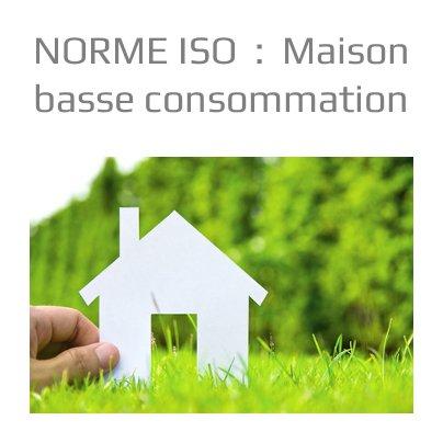 Norme iso pour des maisons basse consommation construction21 - Maison basse consommation ...